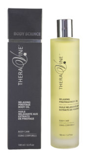 T576 Relaxing Pinotage Body Oil 100ml 01