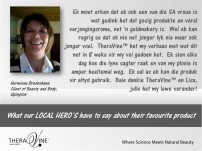 Local hero - Hermiena May 2015