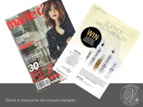 Win with Marie Claire