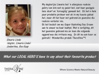 Local hero - Limarie May 2016