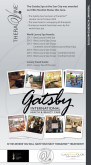 Gatsby Spa - Elite Stockist Recognition