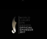 World Luxury Spa Awards Sponsor Logo (B)(Trans 2017)