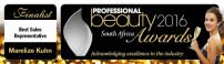 Finalist Best Sales  Representative - Marelize Kuhn - Signature